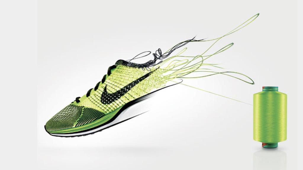 Nike Green Hard Top Shoes