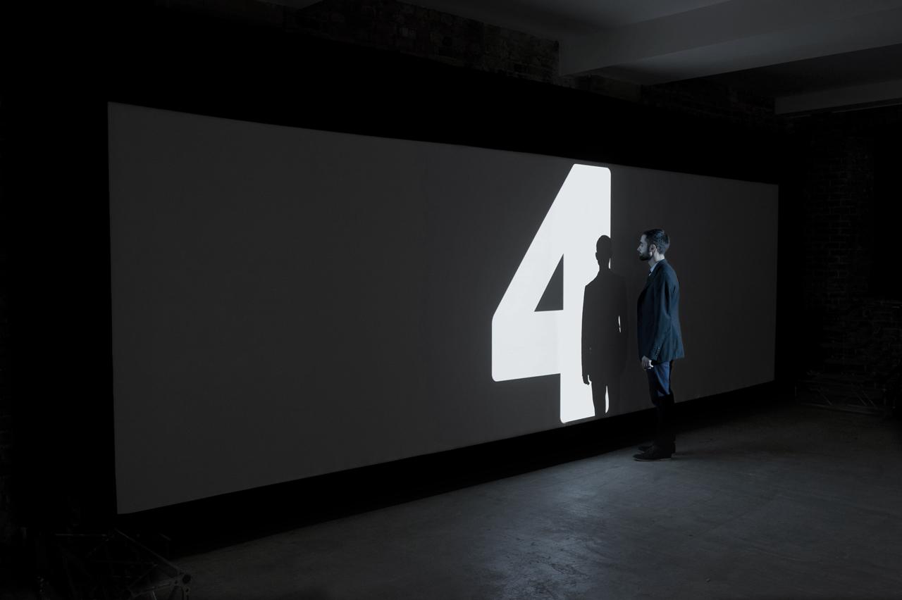 Marcin Ignac Digital Type Wall